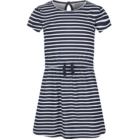 Regatta Catriona Dress Kids, navy stripe